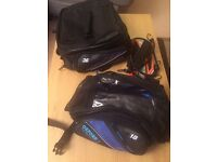 Oxford 1 first time luggage tank(18) and tail(36) bag
