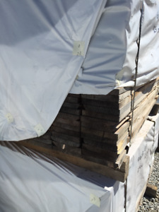 "1x6x4 (7/8"") SPF BUNDLES - LUMBER CLEAROUT"