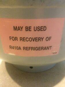 R410a   Recovery Tank w/Float switch Kingston Kingston Area image 4
