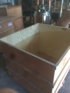 Assorted Free Crates/scrap wood