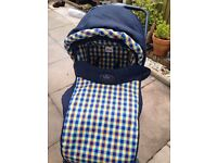 Britax Italian Collection pushchair