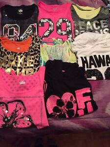 Girls justice clothing