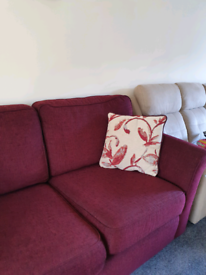 Two seats sofa very good comfy