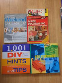 DIY & Decorating Books