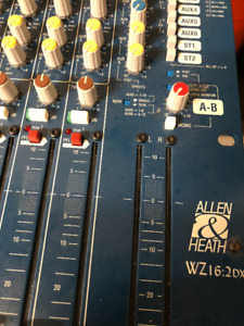 Mix Wizard 16 Channel Mixer In Great Shape with Warranty