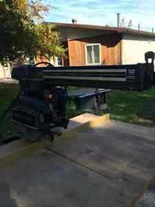 Radial arm saw $200 obo Kingston Kingston Area image 2