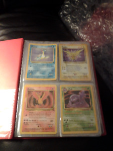 Pokemon Cards--58 Assorted from 1999 Wizards set