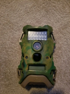 Hunting camouflage camera