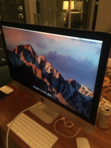"""27"""" iMac for sale (mid-2015)"""