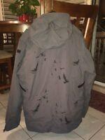 Men's snowboarding jacket