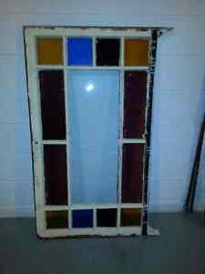 Stained Glass Window ( old and beautiful)
