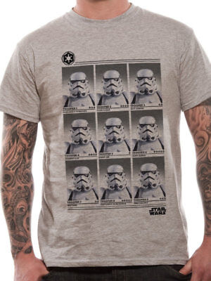 Stormtrooper Yearbook T-Shirt Star Wars Darth Vader Han Solo Last Jedi 3073