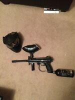 PSC New paintball gun never used