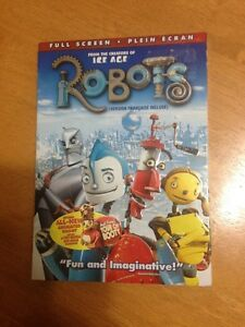 For Sale: Robot DVD