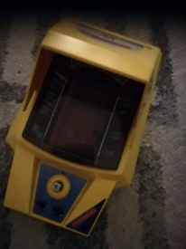 Retro frogger game mint condition