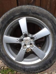 """18"""" Mazda RX8 Rims"""