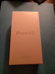 Iphone 6S new in Box  16 gb Rose gold West Island Greater Montréal image 1