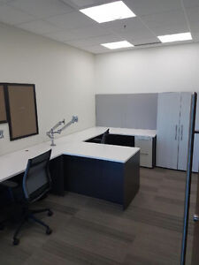 Office Space available - Sherwood Park - furnished
