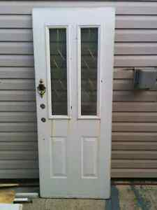 "Door for sale, 32"" x 80"""