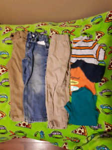 4/5t boys play clothes