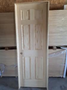 Interior Pine Doors  Prehung or Slabs