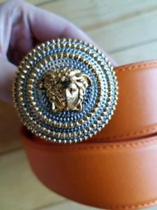100% Authentic Versace women belt