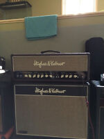 Hughes and Kettner Statesman head and cabinet