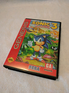 Sonic The Hedgehog 3 (CIB)