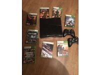 Xbox 360 and multiple games
