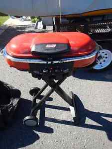 Coleman Roadtrip portable BBQ grill - NEVER USED