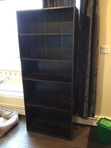 Book Shelf with adjustable shelves