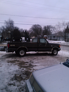 1991 Ford f 150 4x4 OFFERS!!!