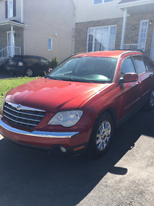 2007 Chrysler Pacifica touring cuir Familiale