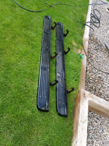 Running boards for gm