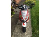 50cc Peugeot speedfight