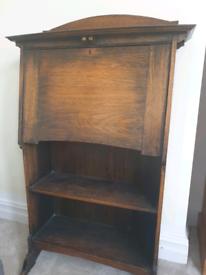 Antique writing Bureau table desk