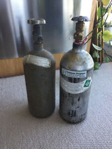 ONE 5lb CO2 TANKS @ $60 each -FIRM-