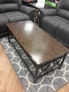 *** USED *** ASHLEY TIPPLEY COFFEE/END TABLES   S/N:51197040   #STORE523