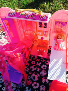 Barbie accessories and monster high barbie dolls Peterborough Peterborough Area image 3