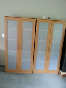 IKEA Storage Units $50.00 ea.
