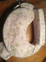 My breast friend nursing pillow paisley