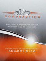 DMD Contracting, Renovation & Development Specialists