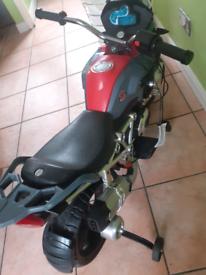 6v electric motor bike