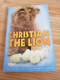 Christian the Lion book