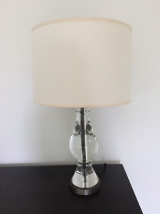 Designer Marston Crystal Table Lamps