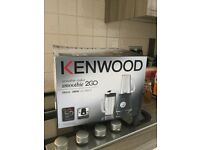 FULLY WORKING KENWOOD SMOOTHIE 2GO MAKER