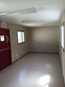 10' x 24' BRAND NEW Skidded Office Trailer For Sale or rent Strathcona County Edmonton Area image 10