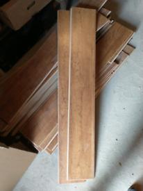 Quickstep Antique Oak Laminate