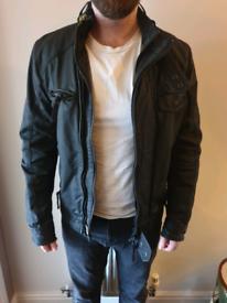 Superdry Men's Medium Black Jacket