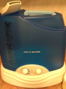 Air-O-Swiss® ultrasonic humidifier